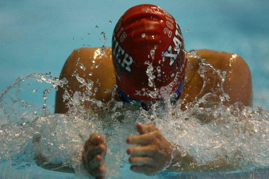 APS Boys' Swimming and Diving Records