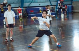 APS Firsts Badminton Results 2021