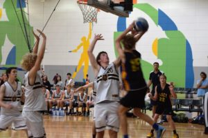 APS Boys' First Basketball Results 2019