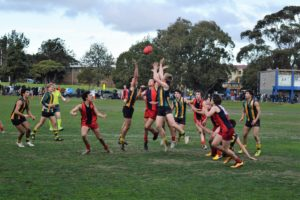 APS Boys' Firsts Football Results 2019
