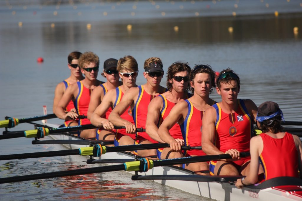APS Boys' Rowing Fastest Crews