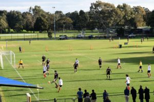 APS Boys' Firsts Soccer Results 2019