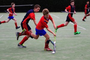 APS Boys' Firsts Hockey Results 2019